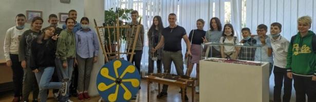 Екскурсія в Броварський краєзнавчий музей