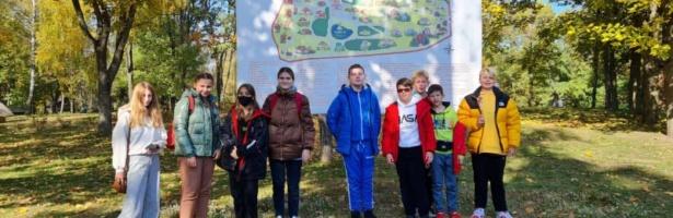 Екскурсія в Переяслав (3-А, 5 і 7 класи)